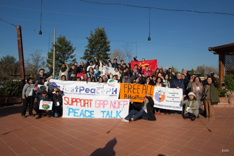 Migrante-Europe Supports the Resumption of Peace Talks!