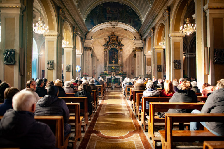 Migrante Europe Members Spoke Up in a Mass on Forced Migration and Alarming Human Rights Situation in the Philippines