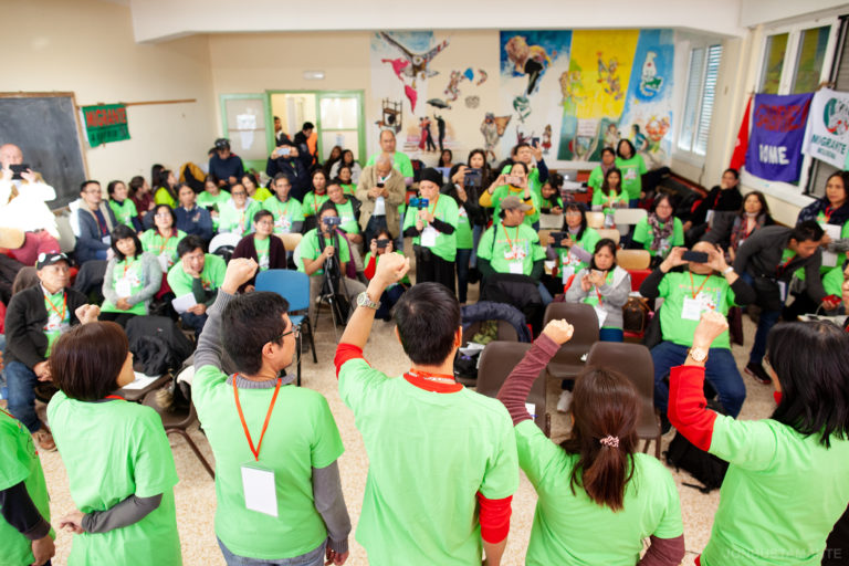 Migrante-Europe Second Congress: A Manifestation of Continuous Commitment