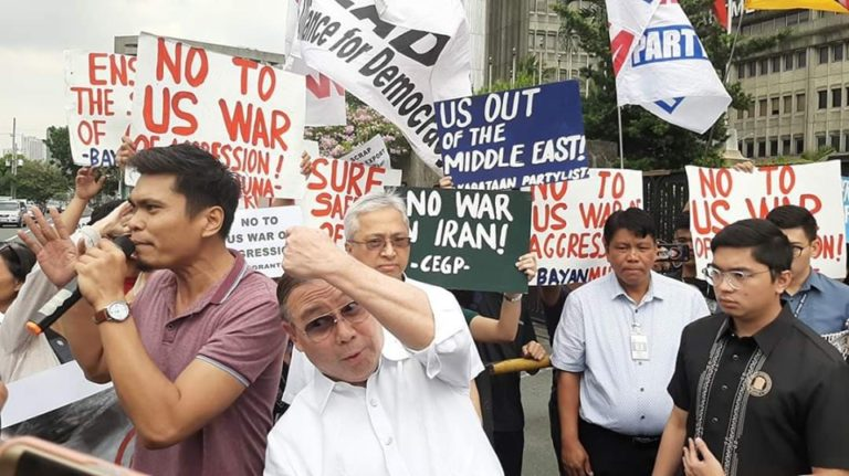Migrante Europe is appalled with the Philippines' top diplomat's lack of diplomacy