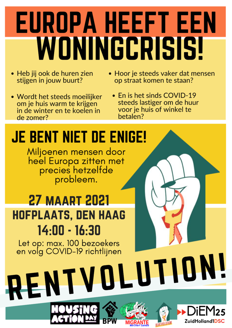 Housing Action Day 2021